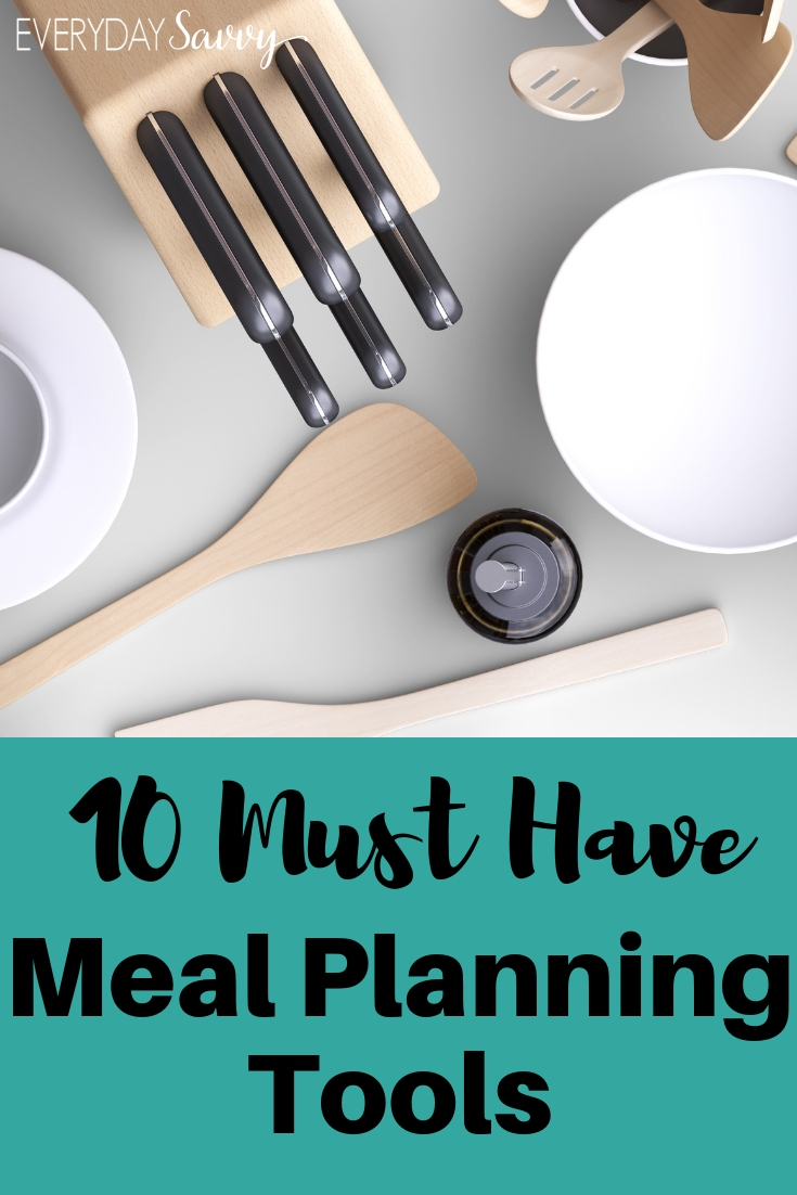 Family Meal Planning Tools for Beginners. These tools for a weekly meal plan will help you be successful in creating a meal plan and preparing healthy meals for your family.