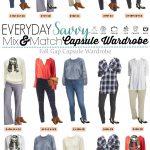 Fall Gap Capsule Wardrobe – Fall Styles for Women
