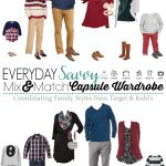 Coordinating Family Picture Outfit Ideas & Holiday Outfits