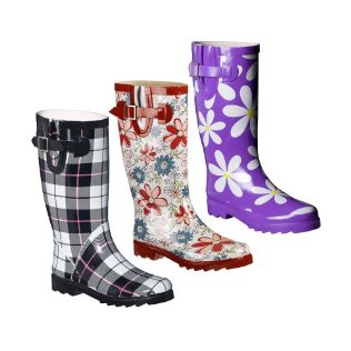 Cute Women's Rainboots and Raincoats for The Family - Bargain ...