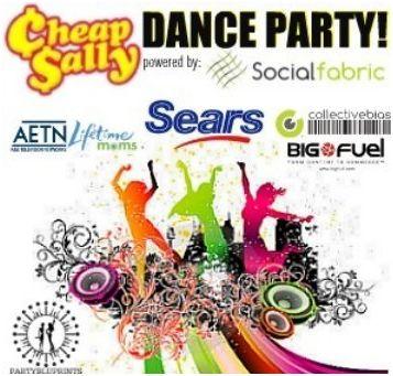 cheap sally dance party