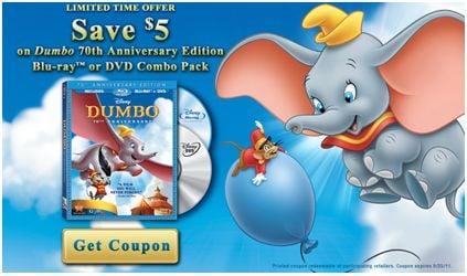 dumbo printable coupon