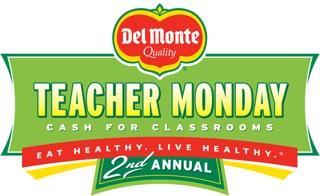 del monte teacher monday fresh fruit coupon