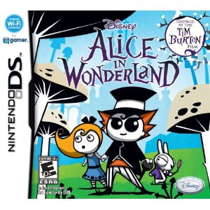 alice in wonderland ds game wii game sale 50% off