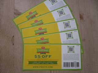 del monte fresh fuit coupons