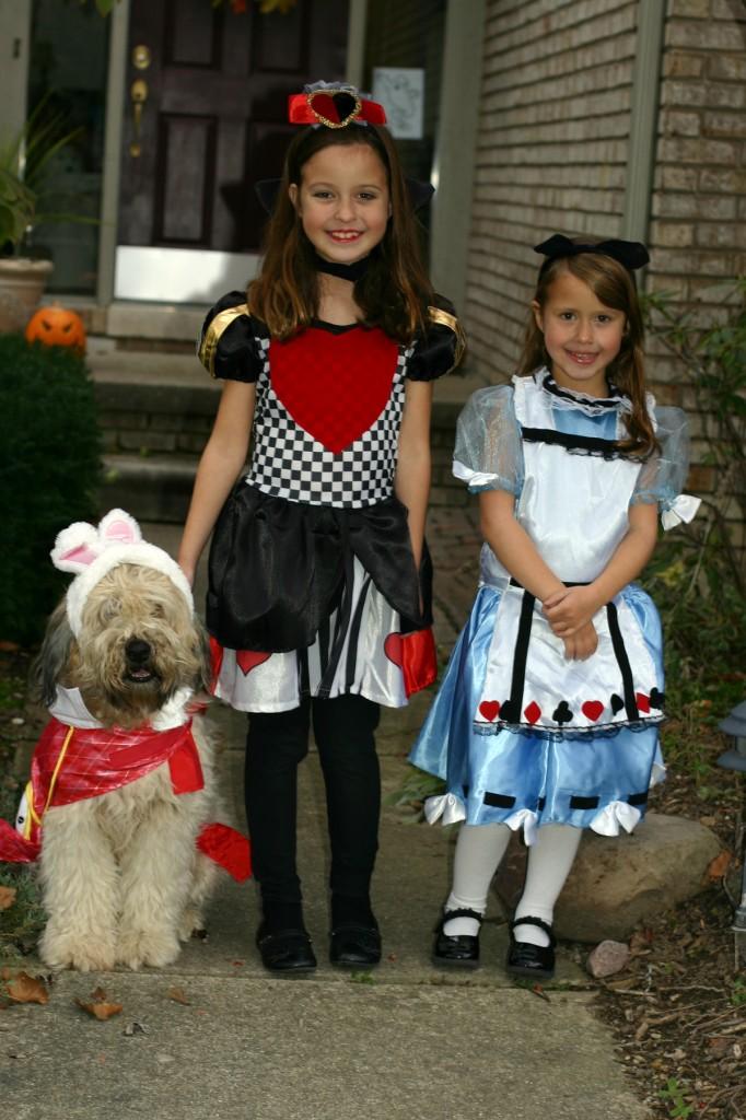girlsandlaney  sc 1 st  Everyday Savvy & Family Halloween Costume Theme Ideas and More!