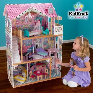kid kraft annabelle dollhouse sale
