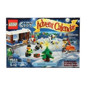 lego city advent calendar sale