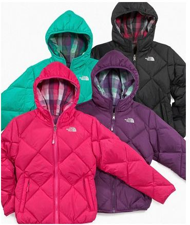 north face girl jacket 25% off discount moondoggy