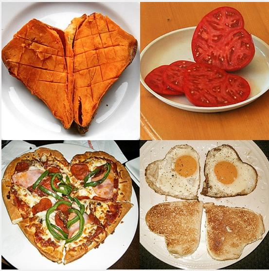heartshapedfoods