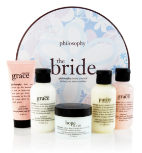 philosophy bride set sale