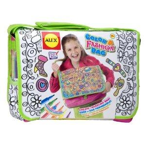 alex design your own bag girl gift ideas