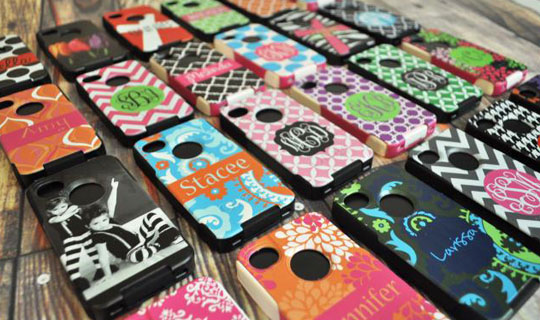 personalized otter box case