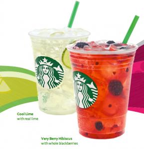 starbucks free drinks refreshers