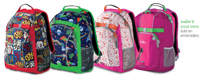 coupon code land's end backpack lunch boxes