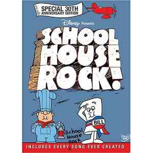 schoolhouse rocks! dvd