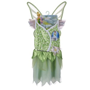 tinkerbell secret of the wings dress up costume