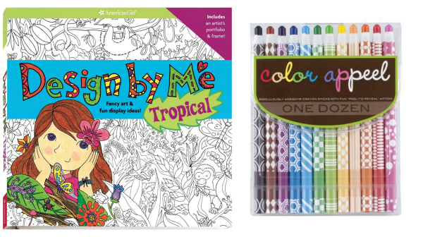 Design By Me and Color Appeels Gifts for Tween Girls