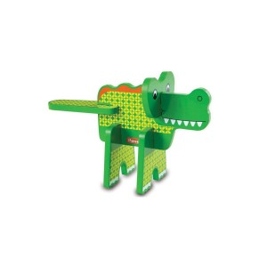 Manhattan Toy Alligator Stacking Puzzle