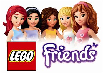 lego friends sale gift