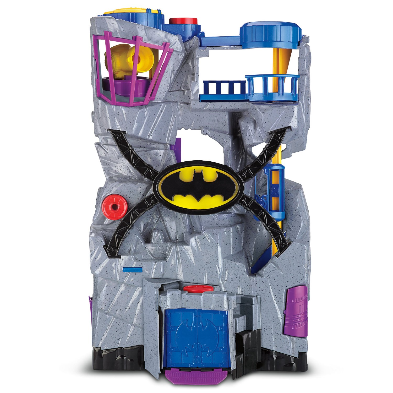 Fisher Price Batman Toys : Fisher price imaginext sets at over off batcave