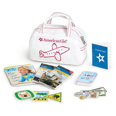 American Girl Doll Travel Accessory and Craft Book at 42% Off ...