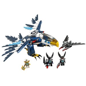Lego Chima Eris' Eagle Interceptor 1