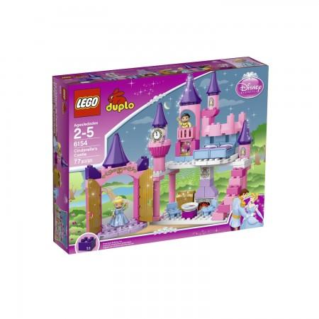 Lego Duplo Cinderella's Castle 6154