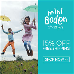 Boden serves the whole family (for tots, it's called mini Boden) and boasts great style that's classic and timeless. Picture yourself at summer picnic, beach wedding, resort vacation, or some other glamorous event, and you'll be wearing Boden.