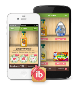 money saving app ibotta