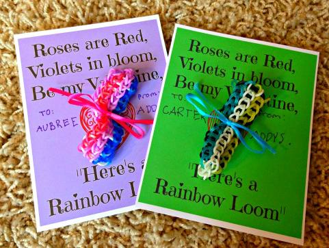 rainbowloomvalentinecard