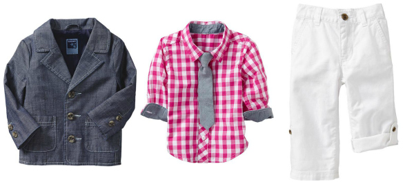 Adorable Easter Look for Toddler Boys