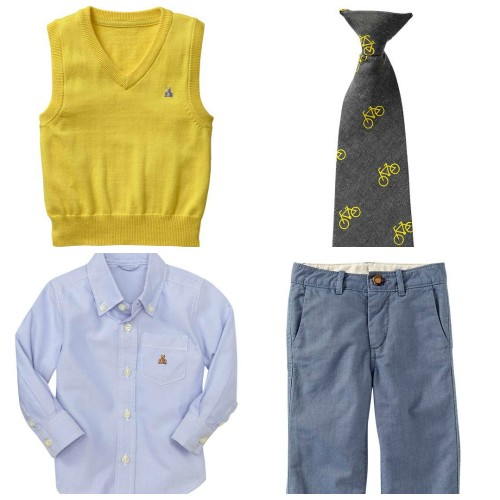 Gap Easter Bicycle BargainShopperMom