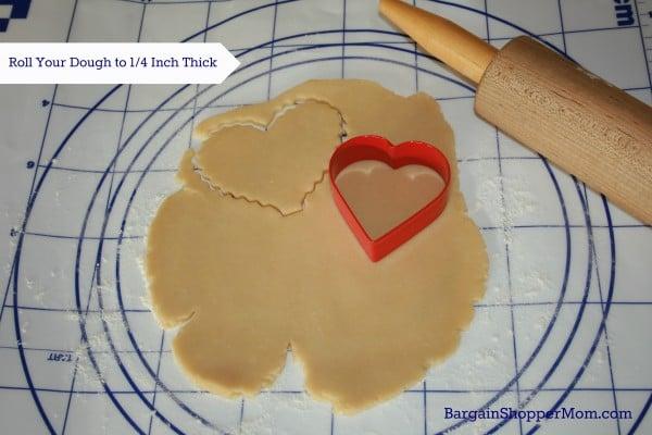 No Spread Sugar Cookie Dough