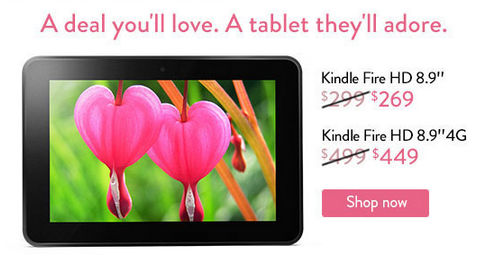 kindle fire sale deal