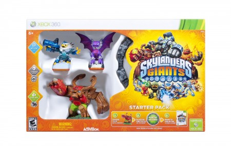 Skylanders Giants Starter Kit Xbox 360