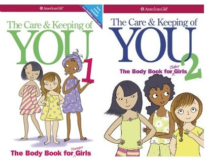 The Care and Keeping of You 1 and 2