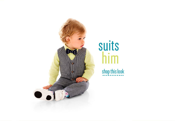 Toddler Suit Children's Place