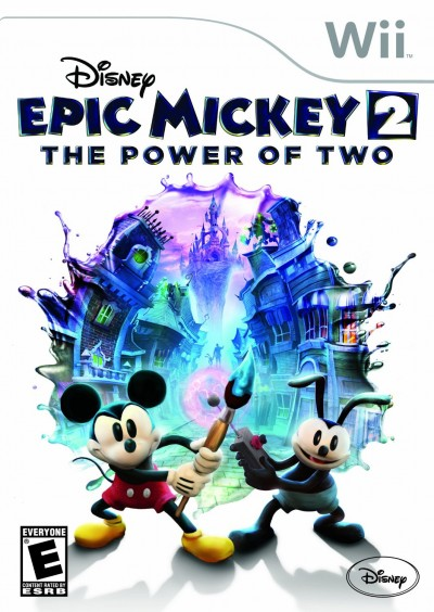 Epic Mickey 2 The Power of Two Wii Game