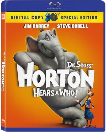 Horton Hears a Who Bluray