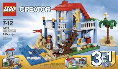 Lego Seaside House 7346