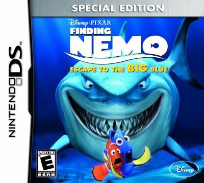 Nintendo DS Finding Nemo