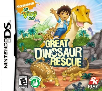 Nintendo DS Go Diego Go