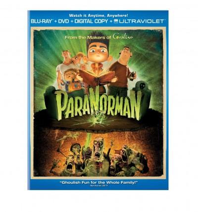 Paranorman DVD Blu Ray Combo