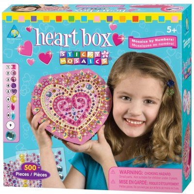 The Orb Factory Heart Box