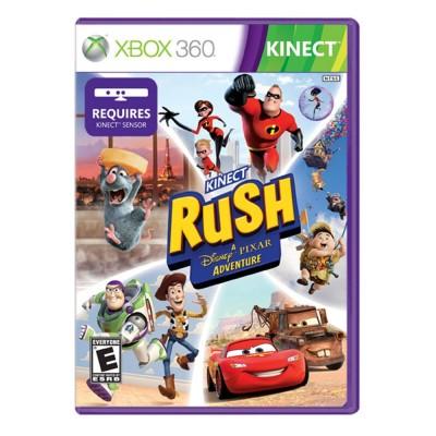 Xbox 360 Kinect Rush A Disney Pixar Adventure