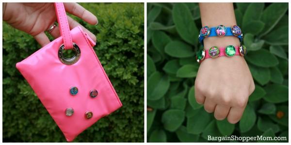 MOGO Charm Purse Bracelet