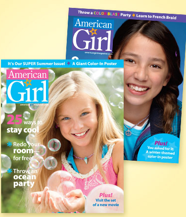 american girl magazine discount code promo free gifts