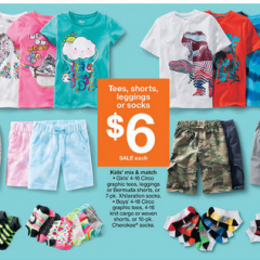 target kids clothing coupon