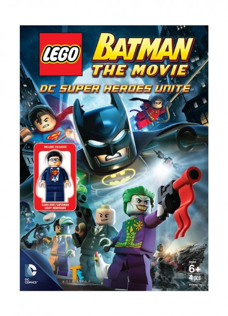 Lego Batman The Movie DC Superheroes